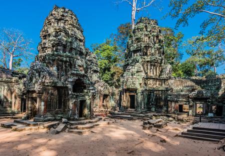 khmer: Ta Prohm Angkor Wat Cambodia
