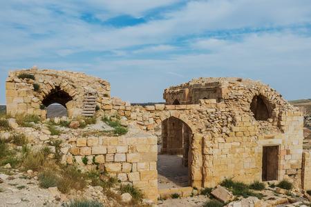 crusaders: shobak crusader castle fortress Jordan middle east