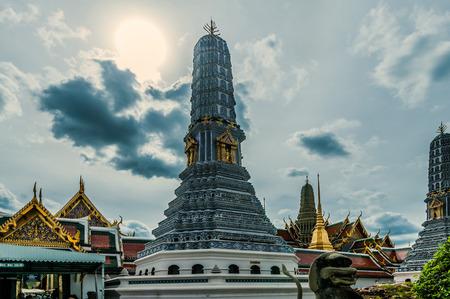 Royal Palace: Royal palace in bangkok Thailand