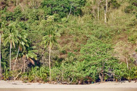 coron: ginto islands beaches between El nido and Coron in Palawan Philippines