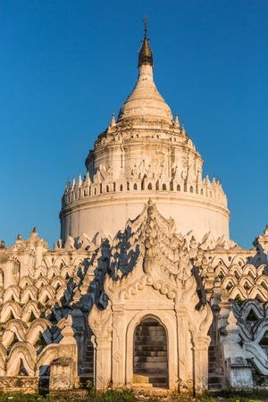 religious building: temple pagoda of Amarapura  Mandalay state Myanmar