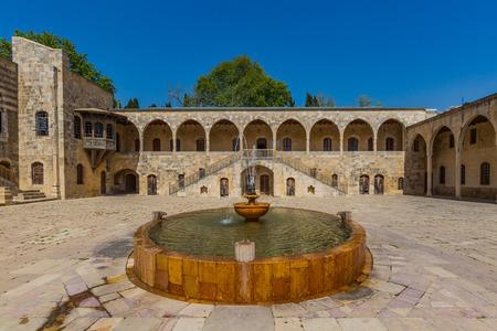 에미 르 바치르 Chahabi Palace Beit ed-Dine 마운트 레바논 중동