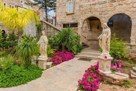 レバノン中東のセントジョン マルク大聖堂ビブロス Jbeil