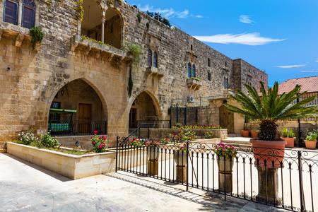 マウント レバノン中東のデイル ・ エル ・ カマール