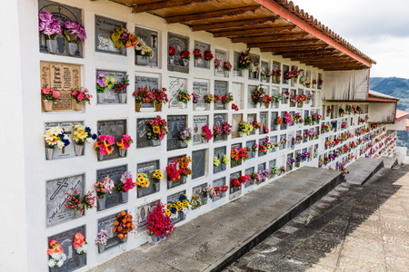 Salamina , Colombia  - February 20, 2017 : Salamina Caldas in Colombia South America Publikacyjne