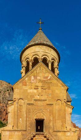 Monastery church of Khor Virap in Noravank Vayots Dzor landmark of Armenia eastern Europe