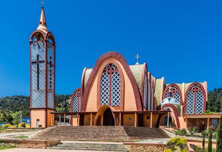 Iglesia Parroquial Santa Rosa De Lima Santa Sofia Boyaca Colombi