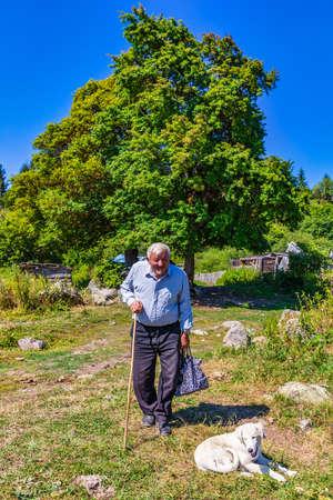 Samtskhe Javakheti Georgia Europe landmark