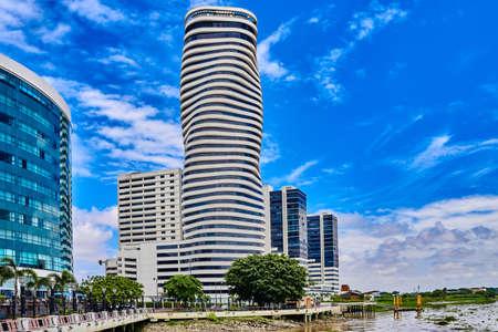 Malecon 2000 Guayaquil Ecuador landmark