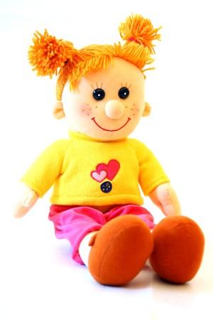 muñecas rusas: muñeca de trapo
