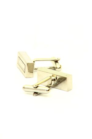 cufflinks with crystals photo