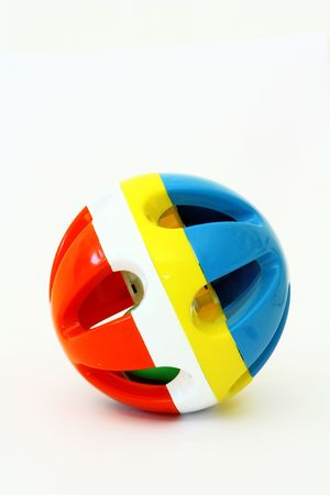 ringing ball toy