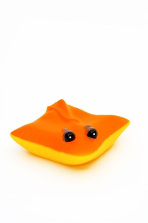 toy bath skate fish Stock Photo - 7661085