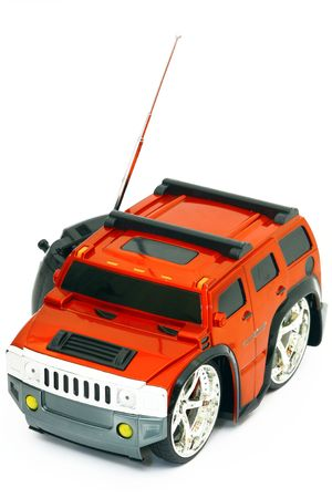 toy car remote control Stock Photo - 7661133