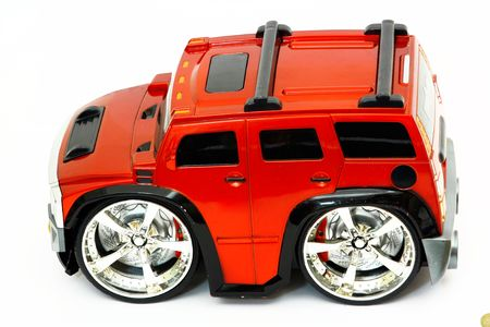 toy car remote control Stock Photo - 7661140