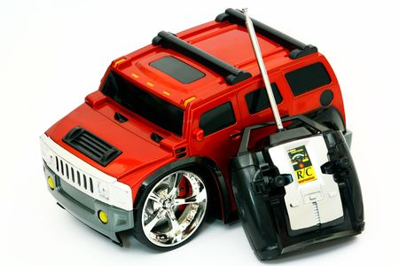 operated: toy car remote control
