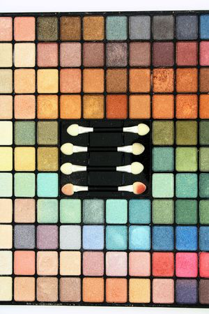 makeup palette Stock Photo - 7661146