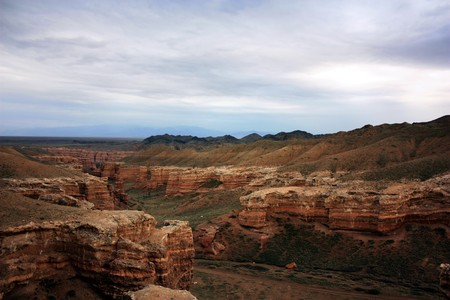 Gorge canyon photo