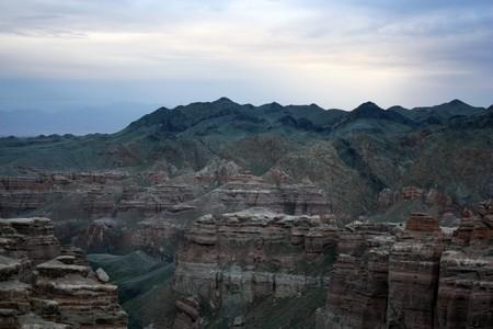 Charyn canyon photo
