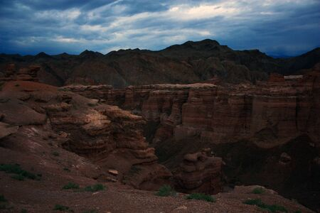 Drama Charyn Canyon ago photo