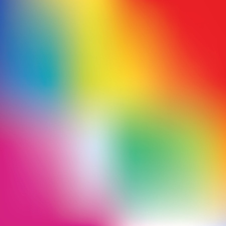colorfully: Vector colorfully blurred backdrop. Abstract square background. Sizable and editable vector graphic. Illustration