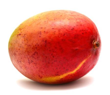 Mango isolated on white background photo