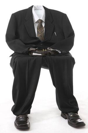 characterization: characterize a chairman
