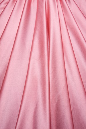 which: The pink satin in curtain pattern, which can be use for background, card design, etc.