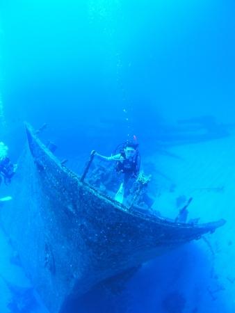 Wreck ships  in Rota
