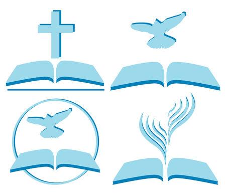 espiritu santo: s�mbolos de la cristiandad, varias opciones