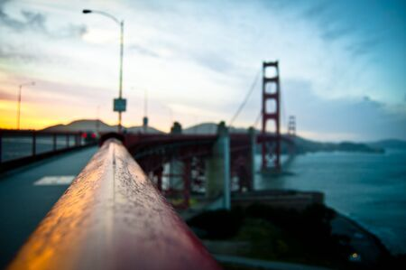 Golden Gate Banco de Imagens