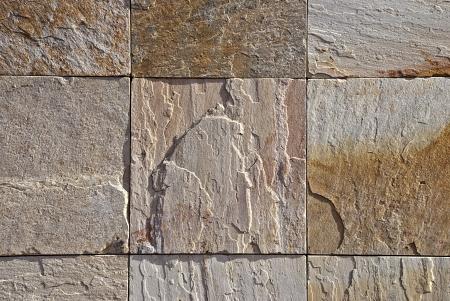 quartzite: Textured building stone plates, suitable for background