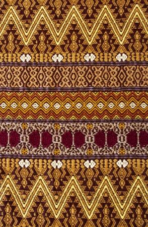 hand woven: Mix di colori e motivi geometrici sui tessuti guatemaltechi arazzo una mano