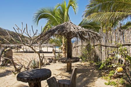 corrientes: Mexican Pacific Ocean beach hideaway in Cabo Corrientes, west of Puerto Vallarta