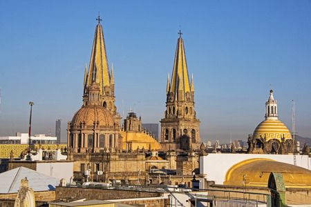 Cathedral of the Assumption of Our Lady, Guadalajara, Mexico