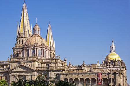 Cathedral of the Assumption of Our Lady in Guadalajara, Mexico