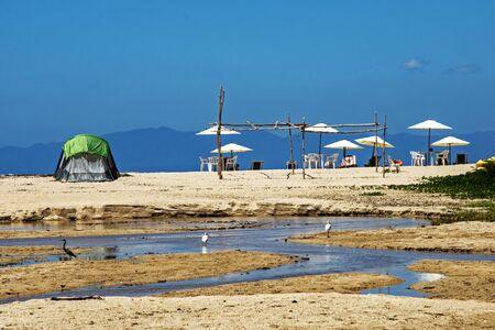 Pacific Ocean coast near Puerto Vallarta, Mexico