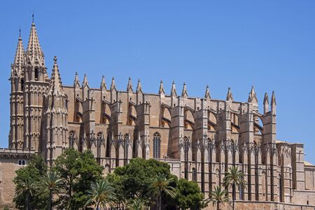 Cathedral of Santa Maria of Palma, Mallorca, Spain