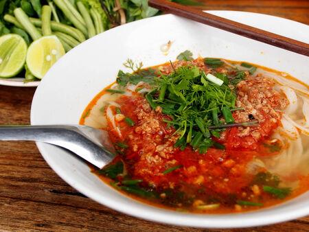 noodle soup: Curry noodle soup