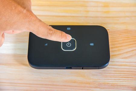 schakel wifi-schakelaar in en uit