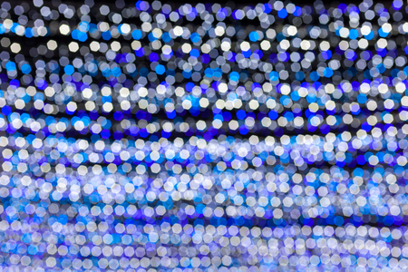 abstract lighting chrismas blurred background and bokeh.
