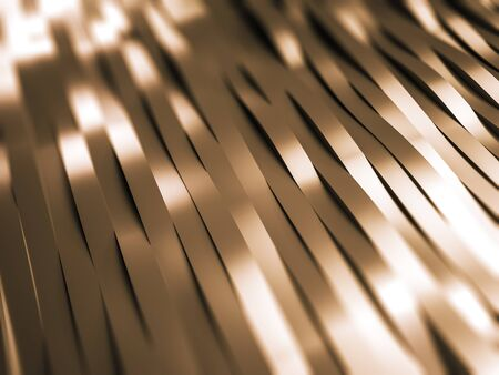 steel structure: Metal stripes background Stock Photo
