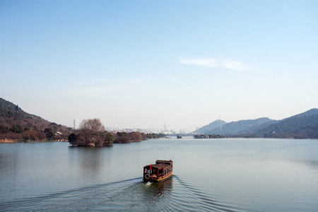 Hangzhou xianghu Lake