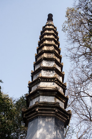 scriptures: Tower of Huayan of Xiling Seal Engravers