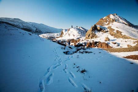 xinjiang: winter at Xinjiang