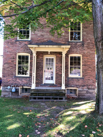 Harriet Tubman's childhood home in Auburn NY