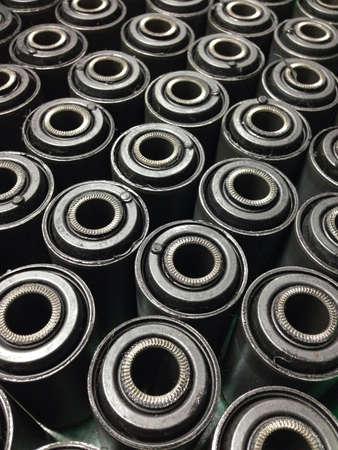 industrieel: Automotive industriële onderdelen