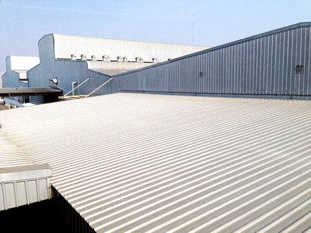 factory: Factory roof