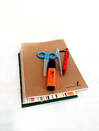 note book: note book and stationary