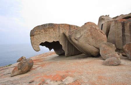 remarkable: Remarkable Rocks, Kangaroo Island